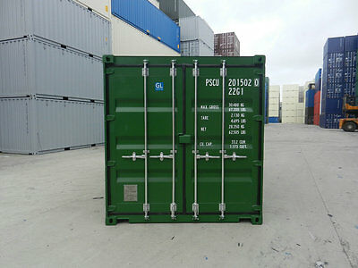 BRAND NEW 20ft SHIPPING CONTAINER!