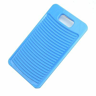 Plastic Washboard Washing Board Shirts Cleaning Laundry For Kid Clothes LW