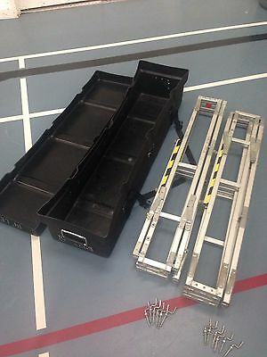 Da-Lite 14' Truss Frame Legs For Fastfold Projection Screens