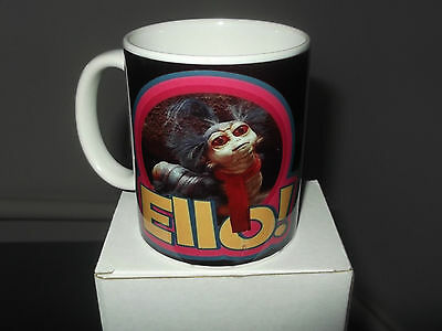 Labyrinth Ello Worm Classic Dvd Movie Mug David Bowie Uk Seller
