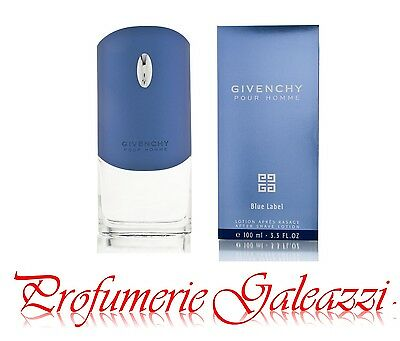 GIVENCHY POUR HOMME BLUE LABEL AFTER SHAVE LOTION - 100 ml