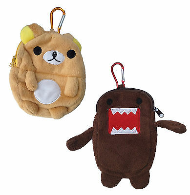 Wholesale Kids Zipped Wallet Purse Bear & Monster Cute Valentines Present Gift