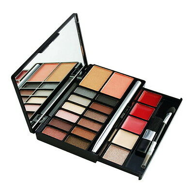 Technic 24/7 FACE PALETTE MAKE-UP EYESHADOWS HIGHLIGHTER LIPGLOS CONCEALER &MORE