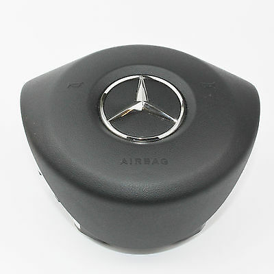 Genuine Mercedes SPORT C CLS A CLA B V Class Steering Wheel Airbag W205 W218