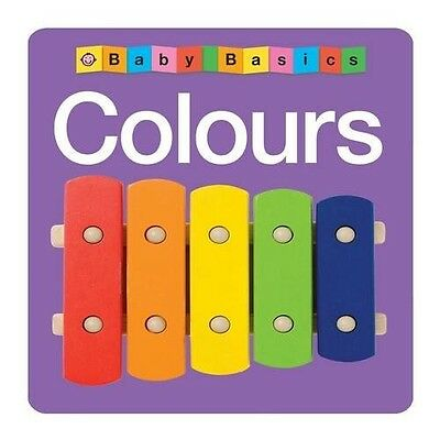 Colours (Baby Basics) Roger Priddy New Book