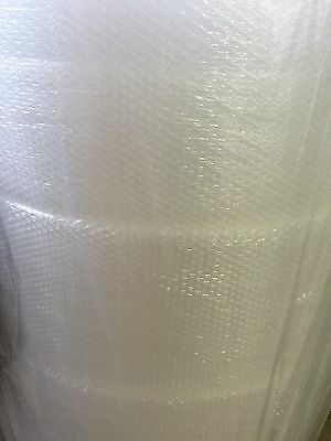 "50 Foot Bubble Wrap Roll 3/16"" Small Bubbles 12"" Wide Perforated Every 12"""
