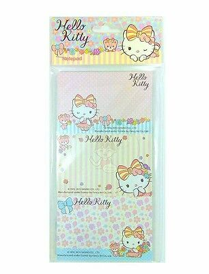 Super Cute Sanrio Hello Kitty 30 Sheets Perforated Notepad #a