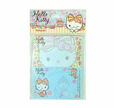 Super Cute Sanrio Hello Kitty 50 Sheets Perforated Notepad #a