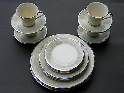 20 Piece Set ~ SNOW LILY by LENOX ~ Dinner for 4, 8, or 12 ...........&