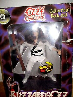 In Box Ozzy Osbourne Blizzard Of Oz Collectible Doll*