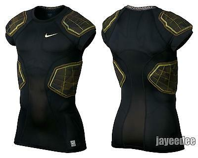 Nike Pro Combat Hyperstrong 4-Pad Football Shirt