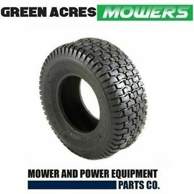COMMERCIAL TURF SAVER TUBELESS TYRES 15 x 6.00 x 6 FOR RIDE ON MOWERS