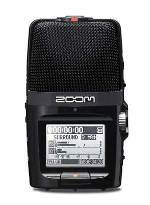 Zoom H2N Portable Handheld Stereo Field Recorder Handy Sound Recorder - New