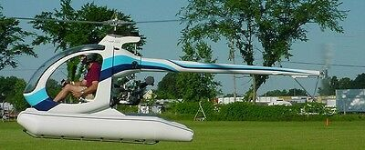 Mosquito XE Canada Private Helicopter Wood Model Replica Small Free Shipping New