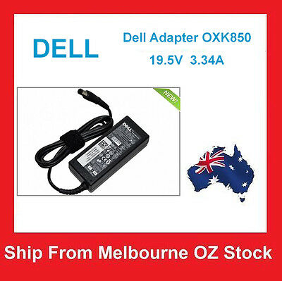Original Dell Ac Adapter Pa-21 Xk850 Adp-65Ah 19.5V 3.34A 65W