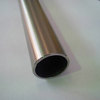 Stainless Steel Round Tube Grade 304 & 316 30CM Or 1MTR WIDE RANGE OF SIZES!!!