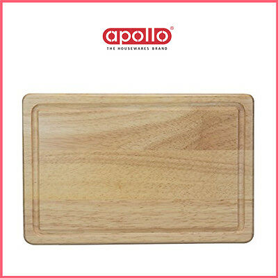 Chopping Board Cutting Wooden Dicing Meat Food Preparation Kitchen Tool Butcher