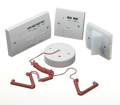 Contactum Disabled Persons Emergency WC Toilet Alarm Kit DEA999 FREE DELIVERY!