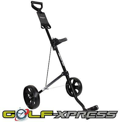 Masters Golf - 1 Series Junior 2 Wheel Pull Trolley / Cart