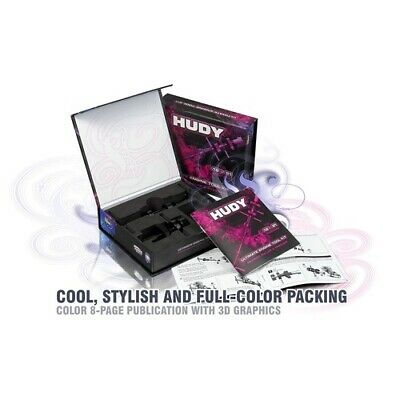 NEW Hudy Ultimate Engine Tool Kit (Hd107050) from RC Hobby Land