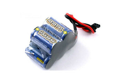 NEW 16Oomah Reciever Hump Pack (Int1600H) from RC Hobby Land