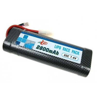 NEW Lipo - 2800Mah 20C Stick Pack (Intl2800-2S-W2) from RC Hobby Land