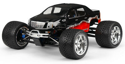 NEW 07 Cadillac Escalade Ext Clear Body (Pr3222-00D) from RC Hobby Land