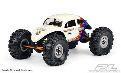 NEW Vw Baja Clear Body Fits 1/10Th Crawlers (Pr3238-40) from RC Hobby Land