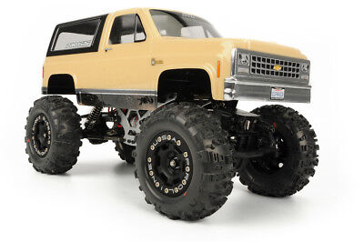 NEW 1980 Chevy Blazer Clear Body (Pr3244-40D) from RC Hobby Land