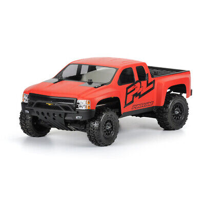 NEW Chevy Silverado Hd Body Sct (Pr3385-00) from RC Hobby Land
