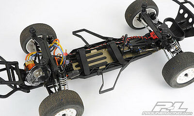 Pro-2 Lcg Chassis For Slash 2W (Pr6093-00)