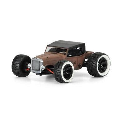 NEW Rat Rod Clear Body 1:16Th Revo (Pr3396-00) from RC Hobby Land