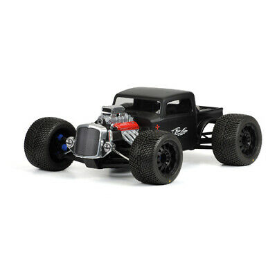 NEW Rat Rod Clear Body For Revo (Pr3410-00) from RC Hobby Land