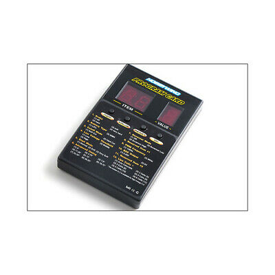 NEW Led Program Card - A (Hw86020020) from RC Hobby Land