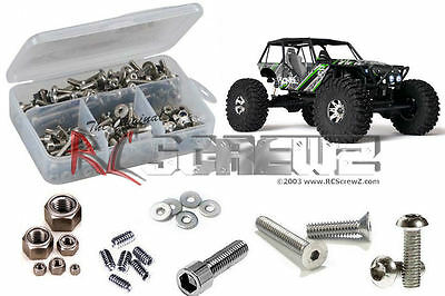 NEW Axial Wraith Rtr Ss Screw Kit (Rcaxi004) from RC Hobby Land