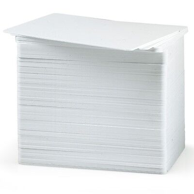 1000 Blank Inkjet PVC ID Cards Double Sided Printing