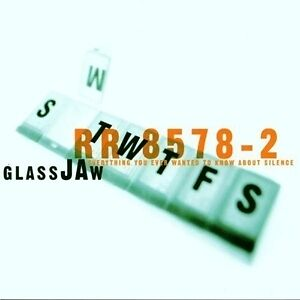 Everything You Ever Wanted To Know About Silence - GLASSJAW [LP]