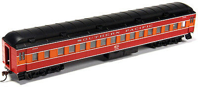 Athearn HO Scale Heavyweight Passenger Coach Southern Pacific/SP/Daylight #2342