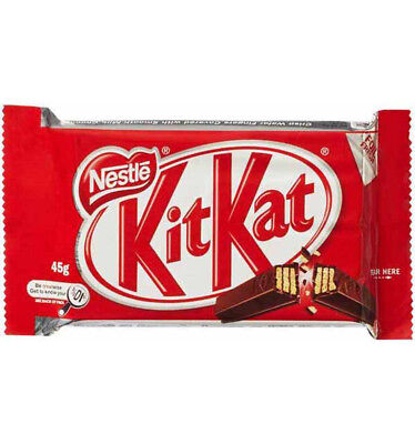 Nestle Kit Kat 4 Finger 45g x 48