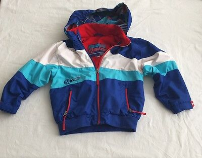 MONSTER Children's Jacket With Hood Size 6