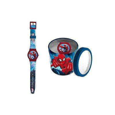 Armbanduhr Spiderman by Stern kinder rot kode: AST1178