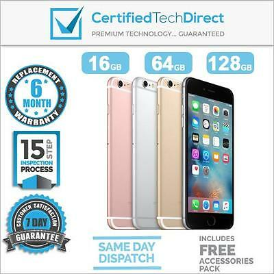Apple iPhone 6S Plus A1687 4G 16GB 64GB 128GB *Great Condition *6 Month Warranty