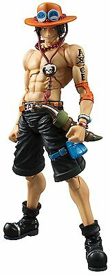 *NEW* One Piece: Portgas D Ace Variable Action Heroes Figure by MegaHouse