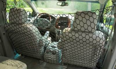 Mesh Car Barrier Dog Travel Boot Barrier