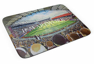 Tynecastle Stadium Art Mouse Mat - Heart of Midlothian FC