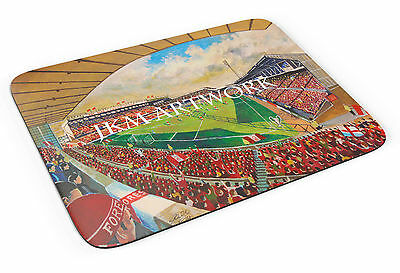 City Ground Stadium Art Mouse Mat  - Nottingham Forest FC