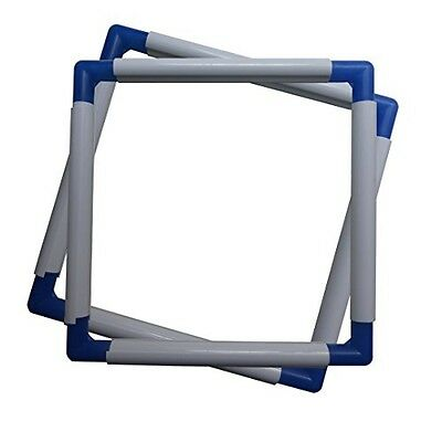 BaouRouge Universal Clip Frame for Embroidery, Quilting, Cross-stitch,