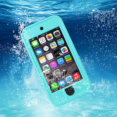 Waterproof Shockproof Redpepper Snow proof Case Cover For iPod Touch 5 6th Gen