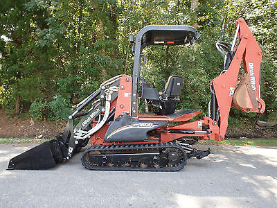 06 Ditch Witch XT1600 skid steer loader, backhoe, excavator, bobcat, cat