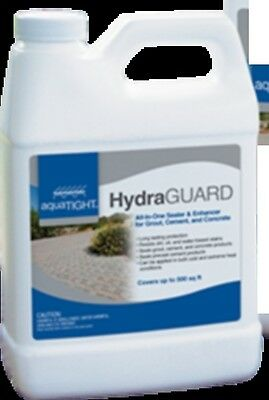 AquaTight HydraGuard - All-In-One Sealer & Enhancer for Grout - Quart